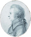 Mozart drawing by Doris Stock 1789.jpg