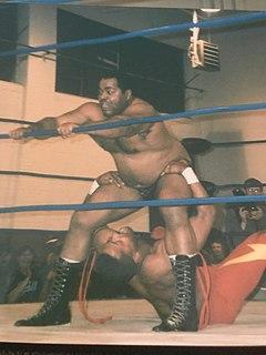 Pez Whatley American professional wrestler