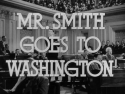 Mr. Smith kommer til Washington