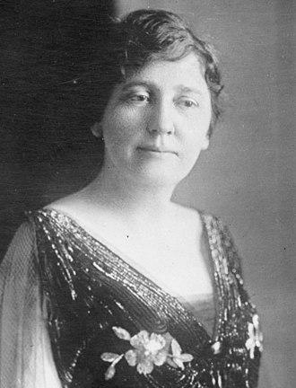 Lois Irene Marshall - Image: Mrs. Thos. R. Marshall