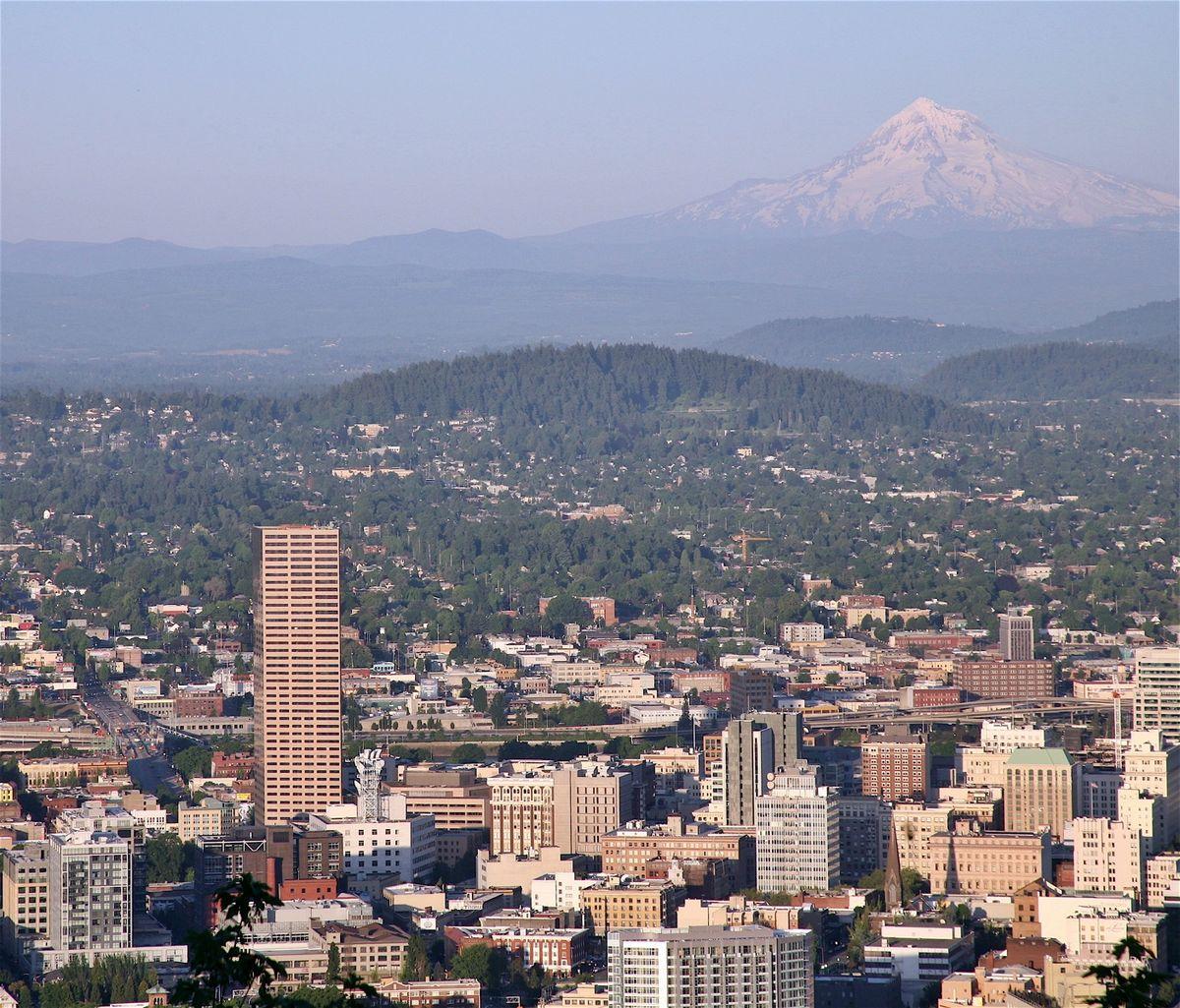 Mount Tabor (Oregon) - Wikipedia