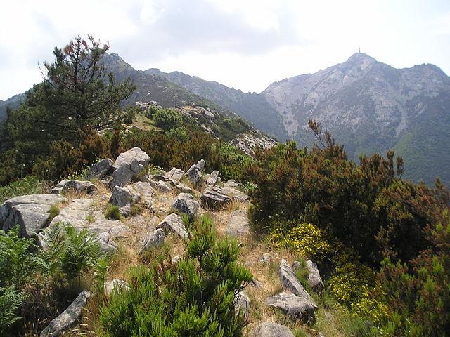 Mont Capanne