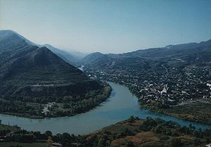 United Nations Security Council Resolution 906 - Mtskheta, former capital of Georgia