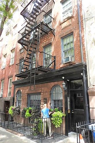 English muffin - Muffin House, Manhattan