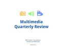 Multimedia Quarterly Review 12-03-2013.pdf