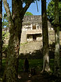 Mundo Perdido Temple 5D-87, Templo de las Calaveras facade.jpg
