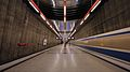 Munich subway station Mangfallplatz.JPG