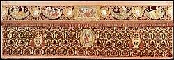 Museo dell'operta del duomo, prato, paliotto (XVI secolo)