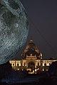 Museum Of The Moon Installation - Victoria Memorial Hall - Kolkata 2018-02-17 1380.JPG