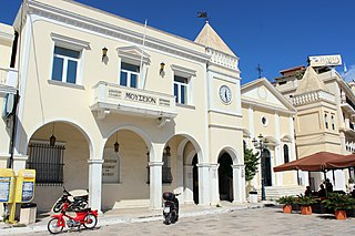 Museum of Dionysios Solomos and Saint Mark's Church – Zakynthos-City – Greek – 01.jpg