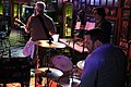Music at Old Point Bar, New Orleans, May 2015 - Leah Caroline Jones 04.jpg