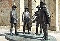 Musketeers by Dumas, Condom (Gers) 23.jpg