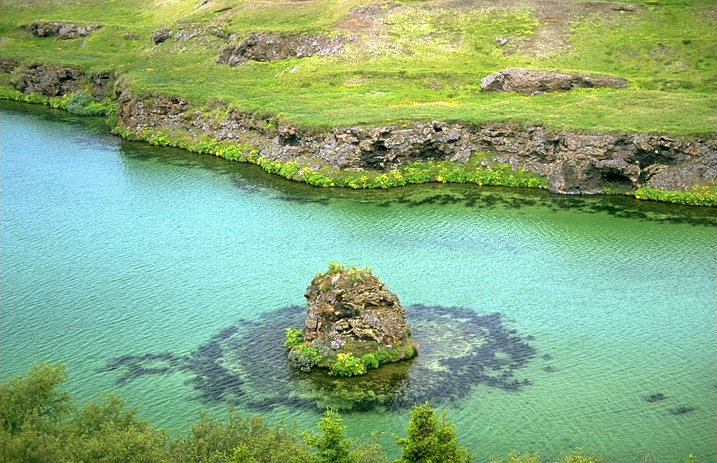 MyvatnIsland