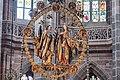 Nürnberg, St. Lorenz, Englischer Gruß von Veit Stoß 20170616 009.jpg