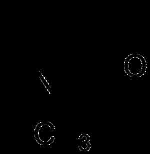 N-Methyl-2-pyrrolidone - Image: N Methylpyrrolidone Structural Formulae