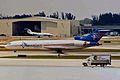 N397AJ B727-2X3F AmeriJet FLL 27APR00 (6065166775).jpg