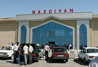 Nakhchivan (city) - Nakhchivan Airport.