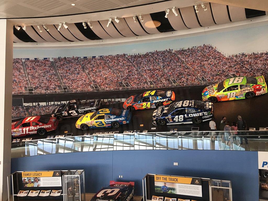 NASCAR Hall of Fame - Virtual Tour