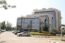 NDIC Head Office Building Abuja