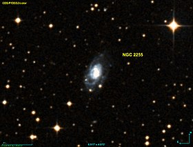 Image illustrative de l'article NGC 2255