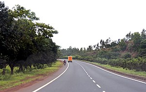 National Highway 48 (India) - A stretch of NH 48 between Belgaum and Kolhapur