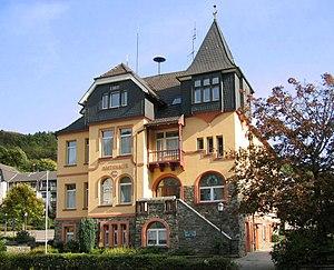 Nachrodt-Wiblingwerde - Old town hall (Amtshaus)