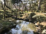 Nagarekawa Stream in Shukkei Garden.jpg