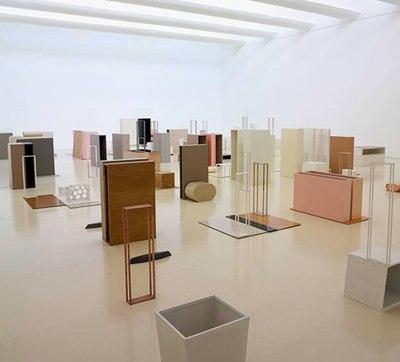 Nahum Tevet Several Things ,Herzliya Museum, 2008