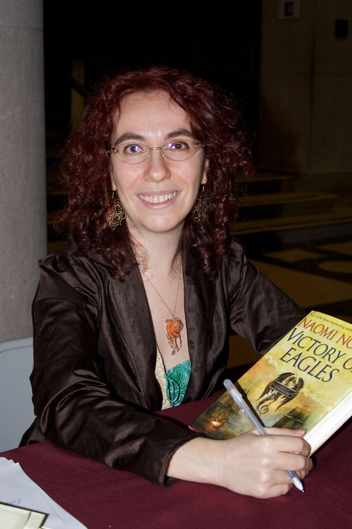 Naomi Novik - Wikipedi...