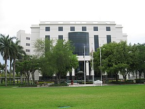 Collier County Courthouse