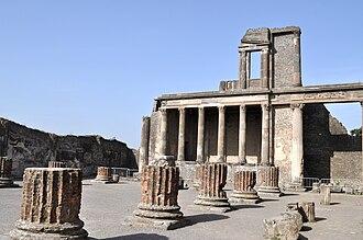 Pompei - Image: Napoli pompei 023