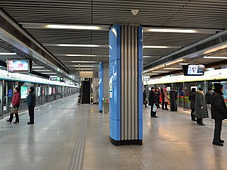 Beijing Subway interchange station