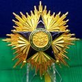 National Order of Merit grand cross star (Senegal) - Tallinn Museum of Orders.jpg