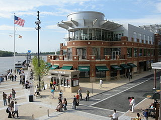 National Harbor, Maryland Census-designated place in Maryland