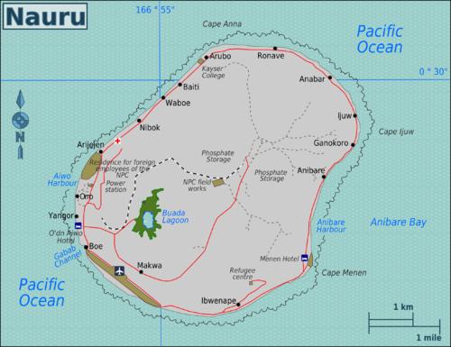 Nauru Travel guide at Wikivoyage