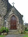 Nazareth Unitarian Church, Padiham, Doorway - geograph.org.uk - 755012.jpg
