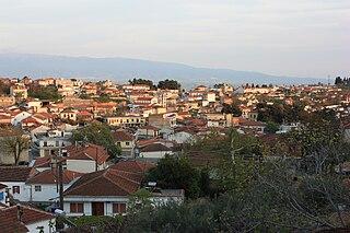 Nea Zichni Place in Greece