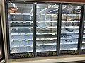 Nearly empty grocery store freezers in Cheshire, CT on 14 March, 2020.jpg