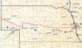 Nebraska Highway 92 map.png