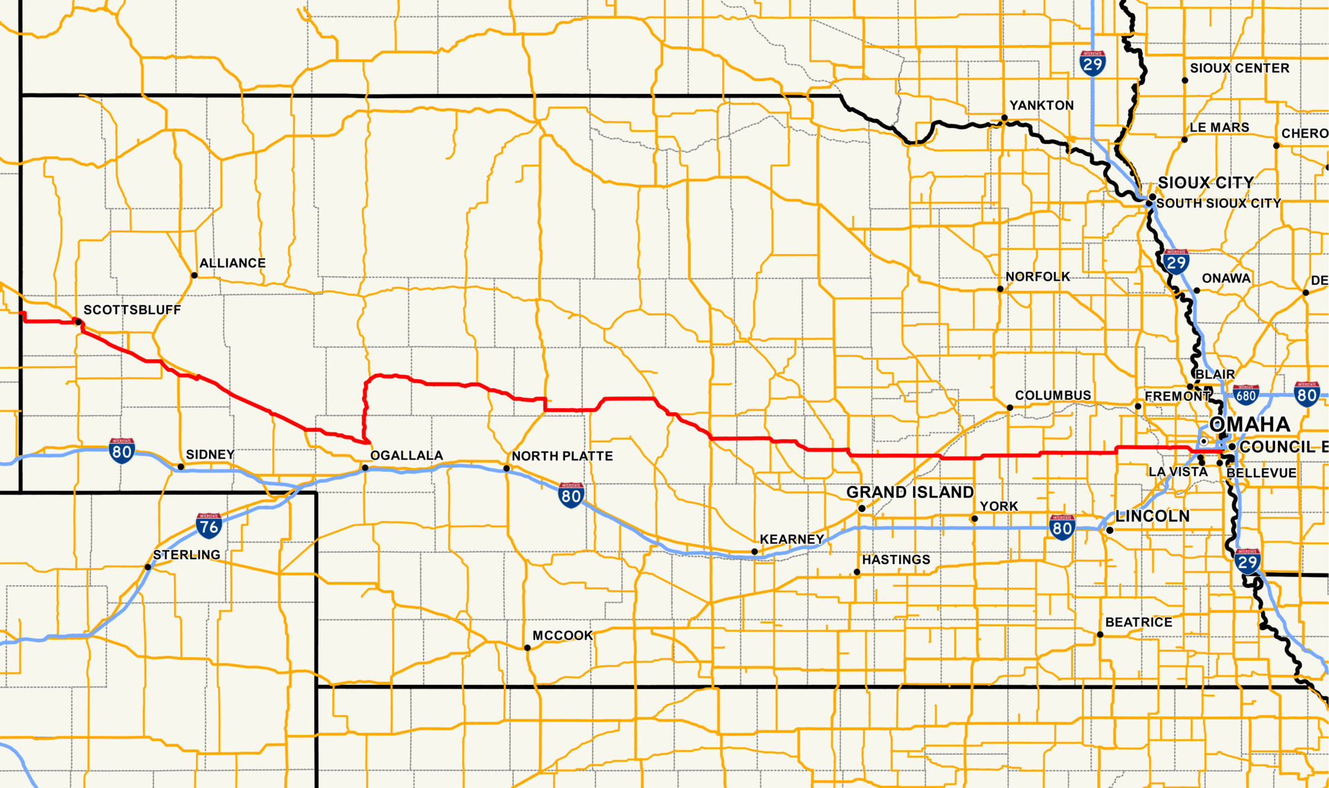 wyo map with Nebraska Highway 92 on 5632544787 besides Nebraska Highway 92 likewise 480031 furthermore Wyoming moreover Total Eclipse Of Sun August 21 2017.