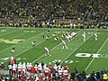 Nebraska vs. Michigan football 2013 10 (Nebraska on offense).jpg