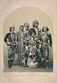 Nekotorye iz deputatov Aziatskikh narodov, podvlastnykh Rossii, byvshie v Moskve po sluchaiu sviashchenneishago koronovaniia , 1856 g..jpg