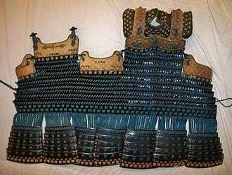 Dō (armour) - Image: Nerigawa hon kozane maru dou