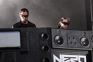 Nero (band) Electronic music trio