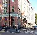 Nervanderinkatu street corner, Töölö, Helsinki.jpg