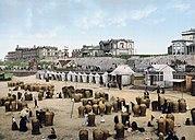 Netherlands-Scheveningen-beach-1900