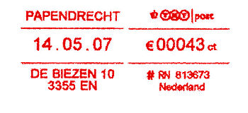 Netherlands stamp type R4.jpg