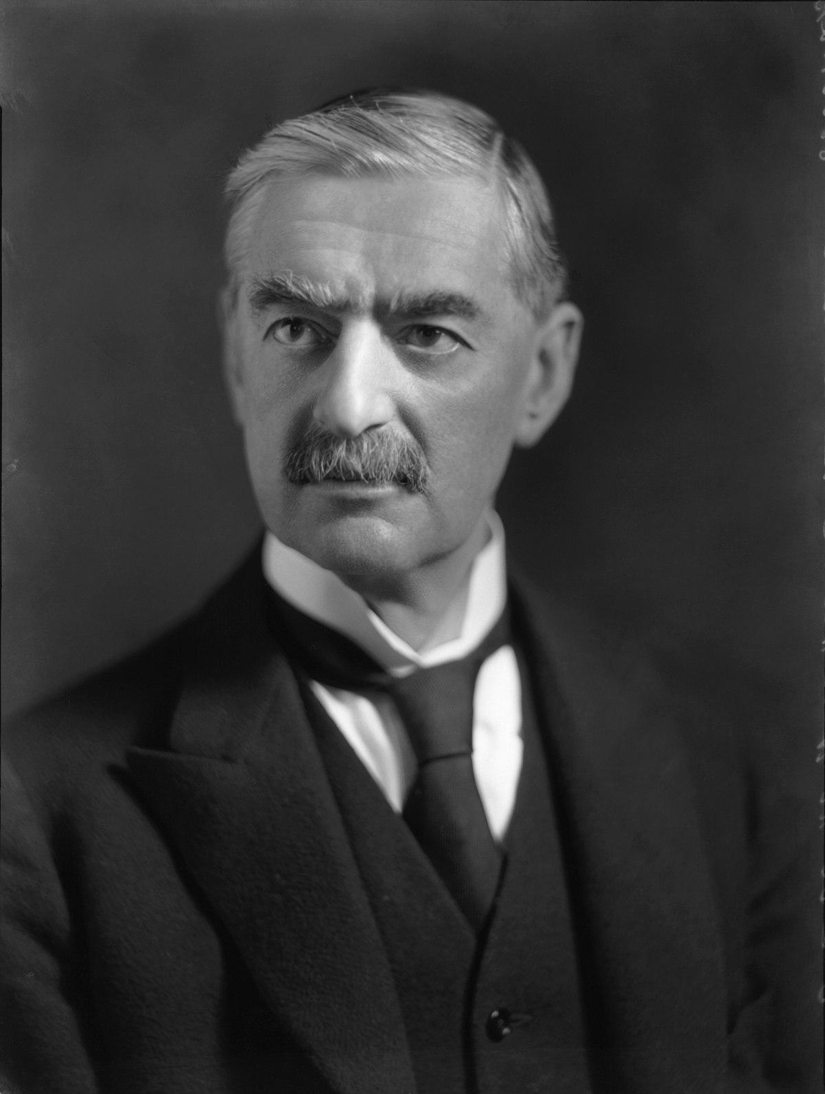 Neville Chamberlain - Wikipedia