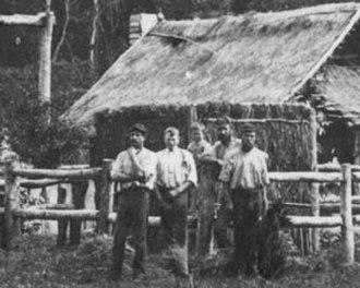 Australian Paraguayans - Image: New Australia