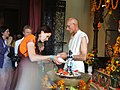 New Mayapur Abhisheka Balarama Purnima 2011.jpg